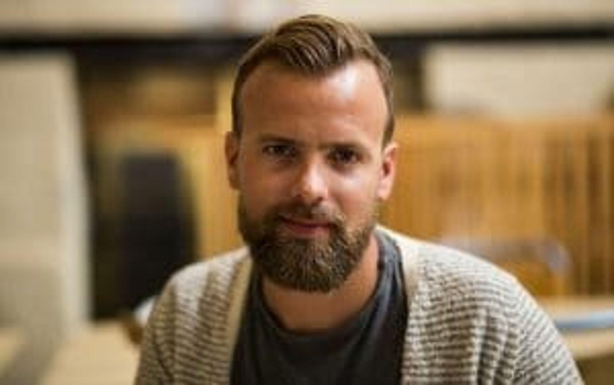Johan Brand, en av de nye investorene i Shifter.