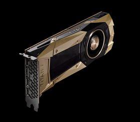 Nvidia Titan V ser ikke så verst ut heller.