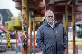 Bjørn Vidar Lerøen mener det er urovekkende at så få oljeselskap ønsker seg nytt areal å lete etter olje og gass på i den 24. konsesjonsrunden.
