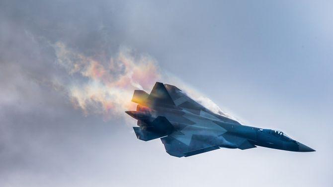 Som de fleste andre kampflyprogram har også Su-57 måtte tåle en del forsinkelser.