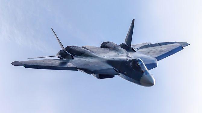 Det er nå ni Su-57-prototyper som deltar i flytestprogrammet.