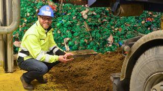 Skal erstatte 1,1 millioner liter diesel med dyregjødsel