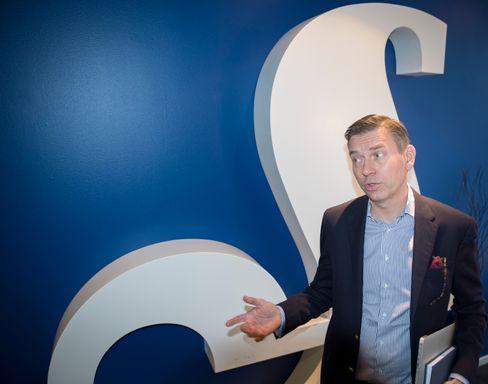 Til sammen 3500 ansatte jobber i Schibsteds mediedivisjon, 2000 av dem i Norge.