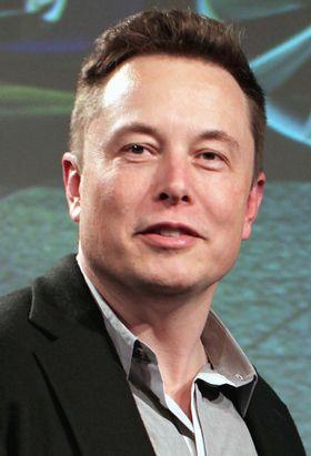 Store planer, som alltid, fra den ambisiøse Elon Musk.