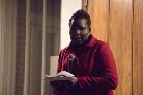 VIL ENGASJERE: Carol Azungi Dralega er engasjert i kampen for menneskerettar.