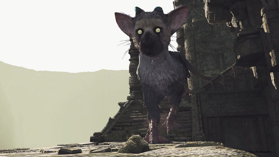Sony lanserer frittstående VR-demo for The Last Guardian