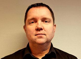 Ingar Tøien Merli, ny sjef for Amedia Distribusjon.