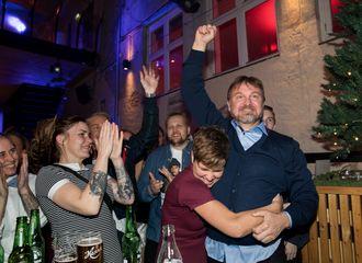 Halvor Sveen vant Farmen på TV 2. Foto: Espen Solli / TV2 / NTB scanpix.