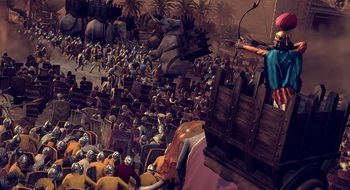 Test: Total War: Rome 2 - Empire Divided