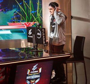 NORGES BESTE FIGHTING-SPILLER: Street Fighter-spilleren Arman «Phenom» Hanjani kom på andreplass i ELEAGUE Invitational i mai.