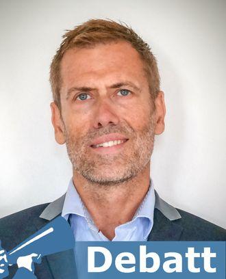 Nils Roald, sikkerhetsekspert i Cisco.