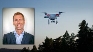 Spionerer dronen din på deg?