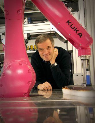 - Vi har lykkes med et veldig langsiktig forsknings- og utviklingsarbeid, sier Håkon Raabe i SINTEF.