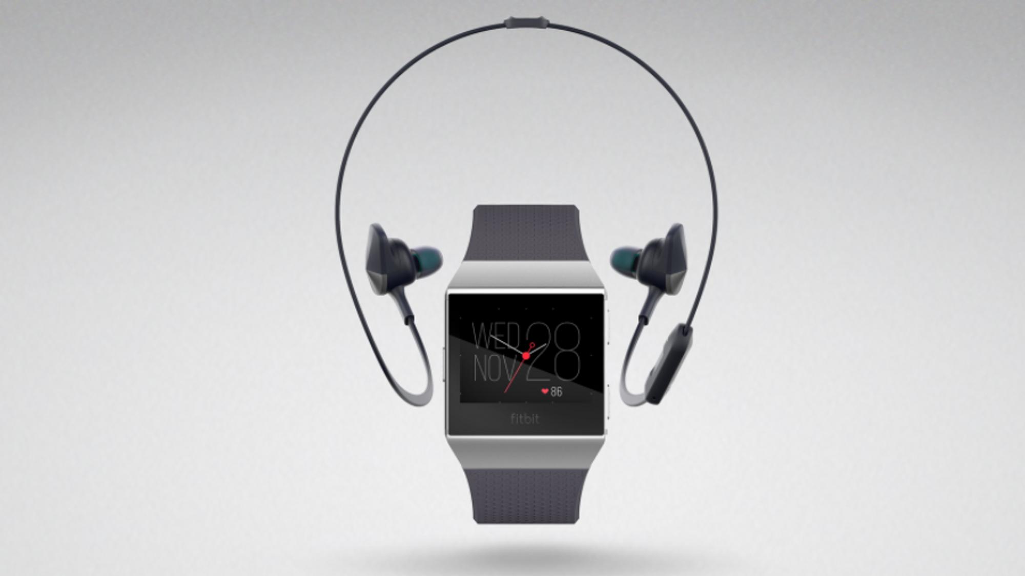 Fitbits nye smartklokke.