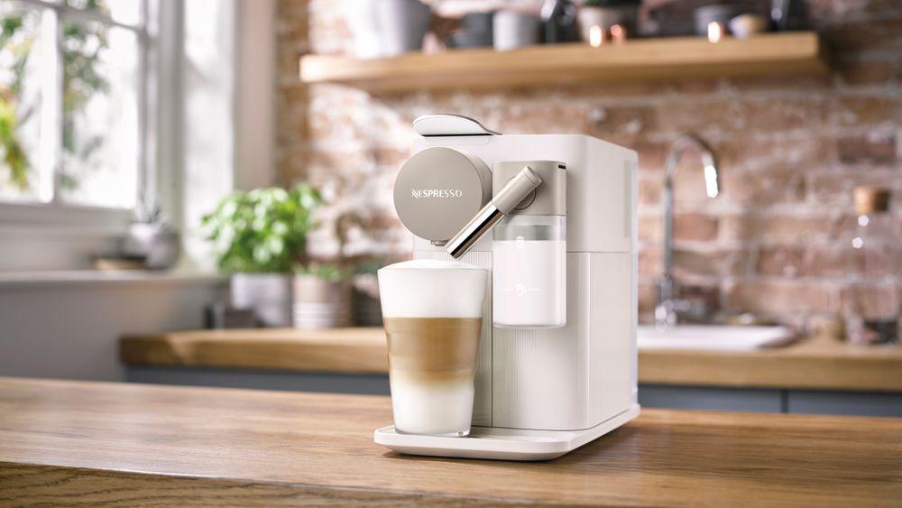 I dag ligger det en Nespresso-maskin i TUs julekalender.