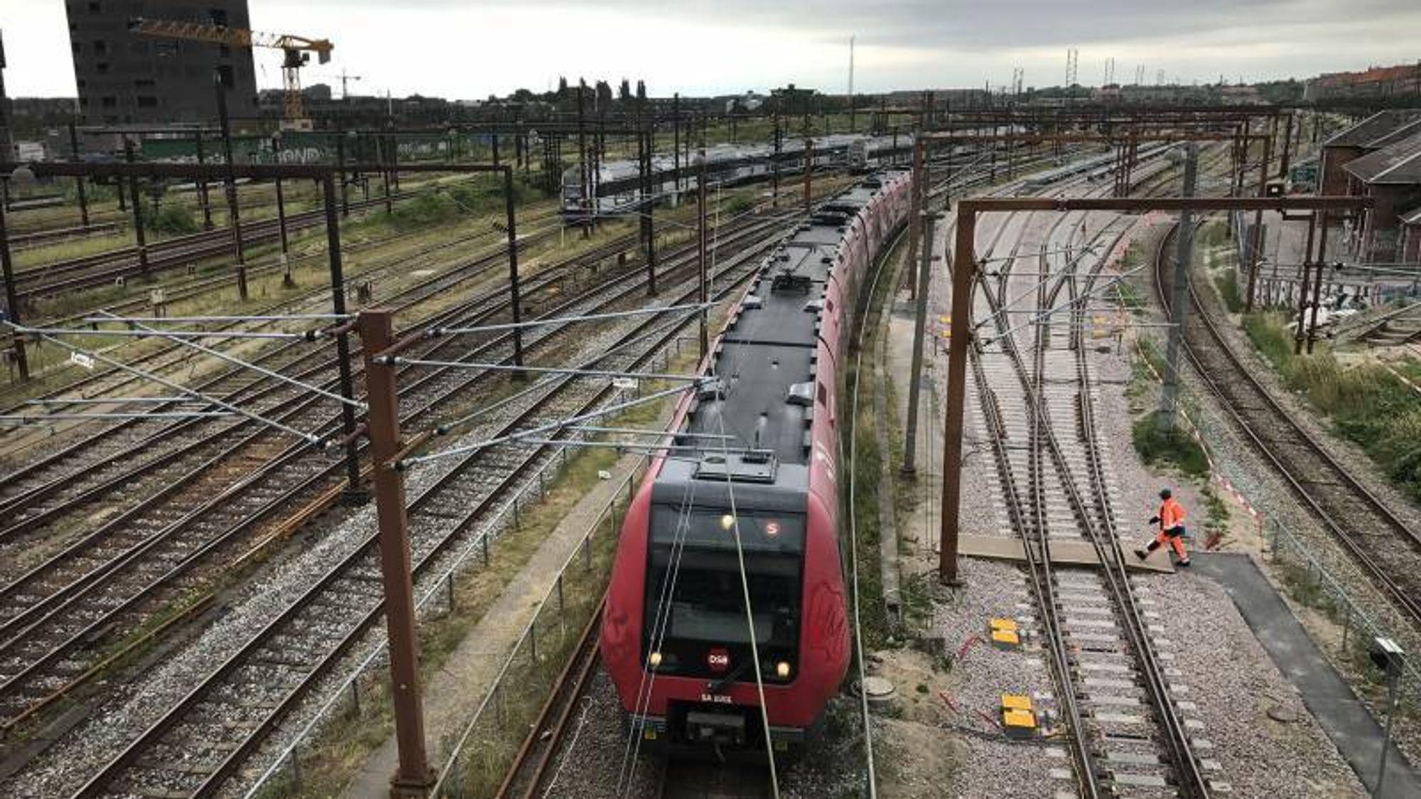 Danmark blir førstemann på stort jernbaneprosjekt.