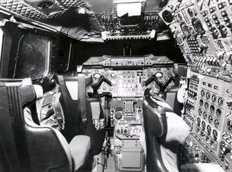 Concorde-cockpiten