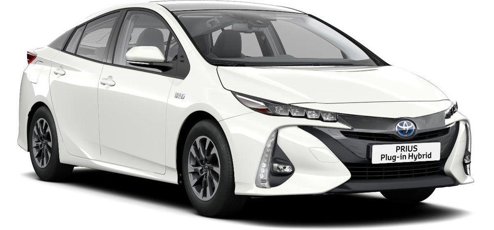 Det nærmeste man kommer elbil fra Toyota i dag er deres ladbare hybrider.