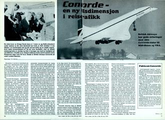 Reisereportasje i Teknisk Ukeblad nummer 34 1978