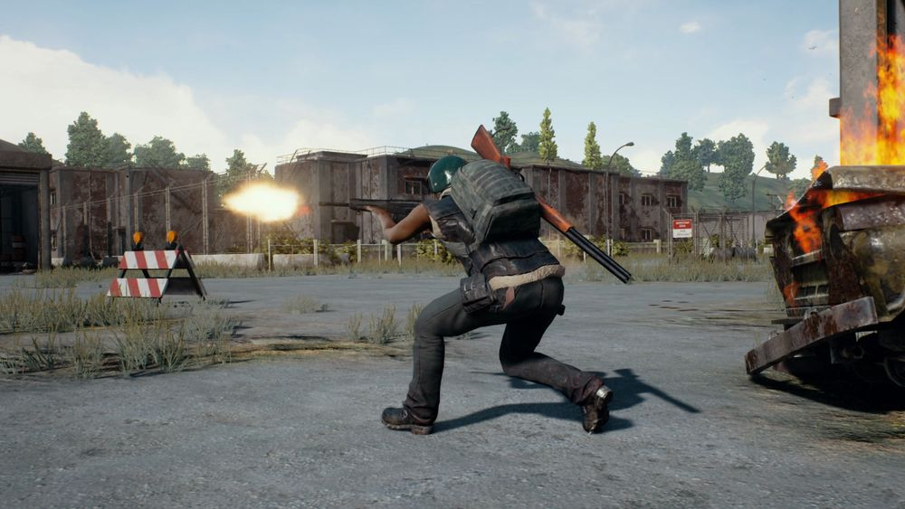 EARLY ACCESS-INNTRYKK: Playerunknown's Battlegrounds på Xbox One