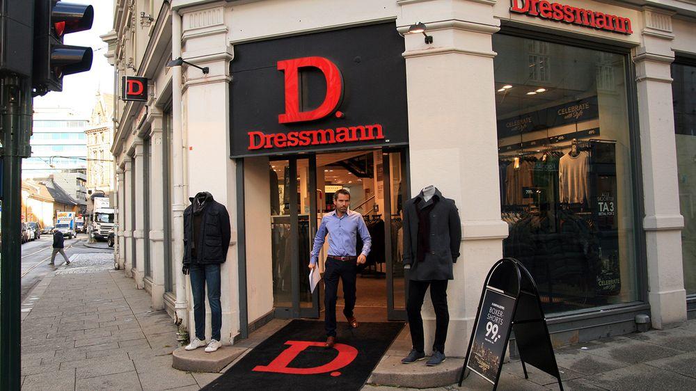 dressmann oslo