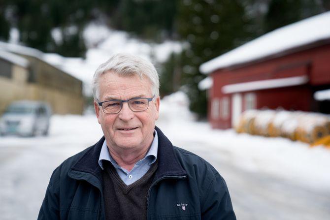 Oppfinner Per Olav Haughom har bodd hele livet i Sirdal, med unntak av studieårene.
