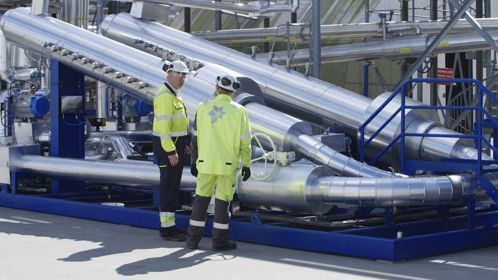 Seabed Separations teknologi har blant annet blitt testet hos Statoil på Herøya, noe som kuriøst nok gjør at Statoil har fungert som underleverandør til det lille selskapet som kun teller to mann.