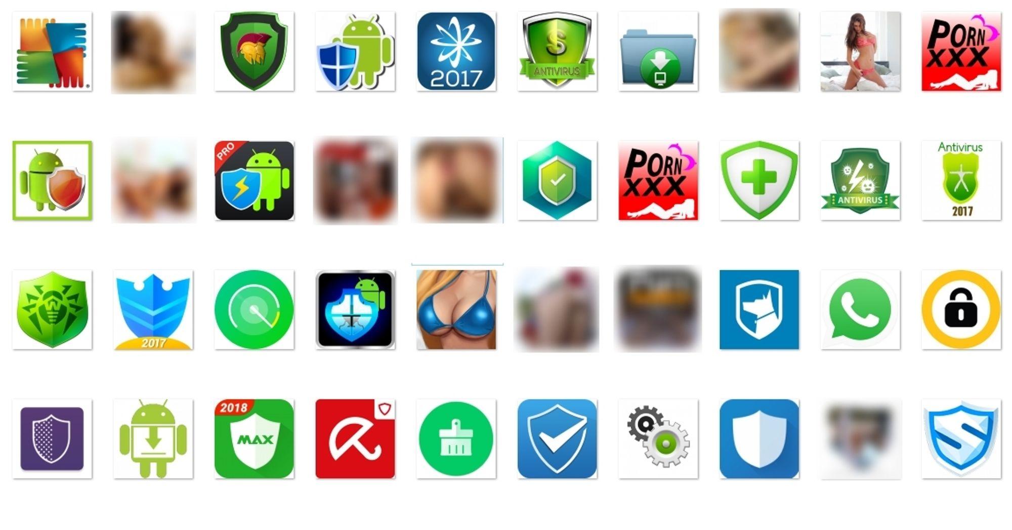Loapi-trojaneren har fulgt med en rekke apper. De fleste har blitt distribuert via uoffisielle app-markedsplasser, via vanlige websider eller som vedlegg til epost.
