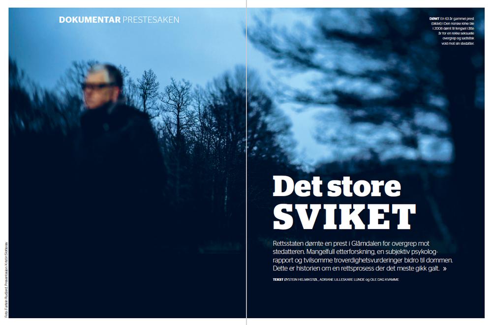 ce84233d SVIK? Det antydet Tidsskriftet for Norsk psykologforening med denne  omfattende reportasjen tidligere i år.