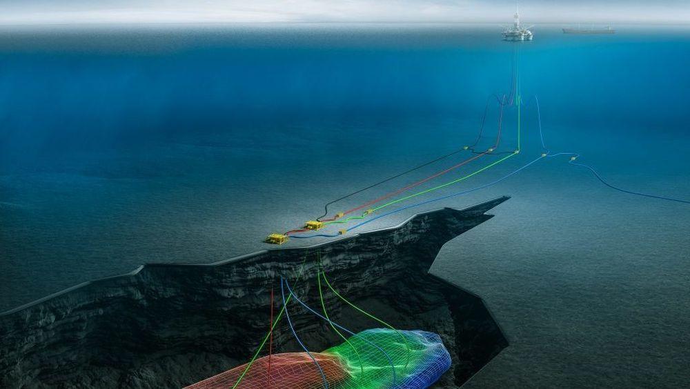 Fenja bygges ut med en havbunnsløsning, knyttet opp til Njord A.