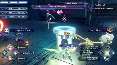 Det er mye som foregår samtidig i spillets kamper.