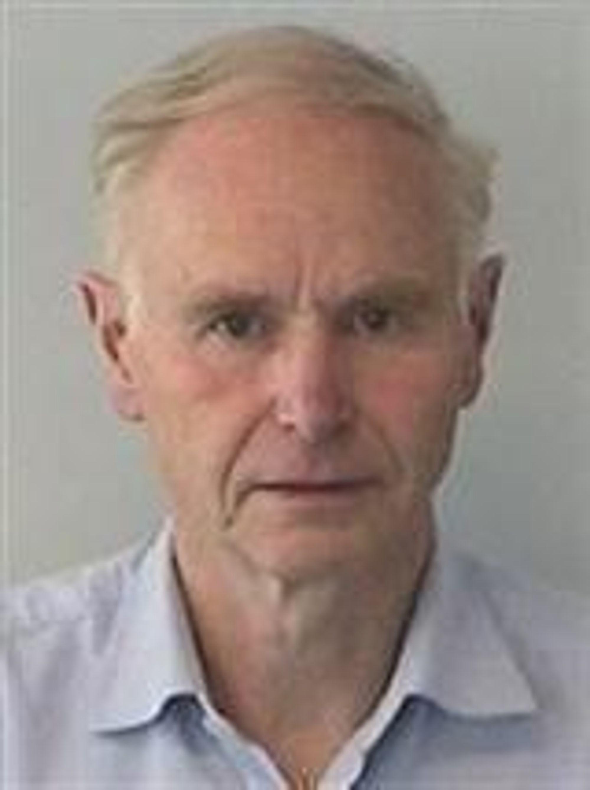 Knut Møgedal.