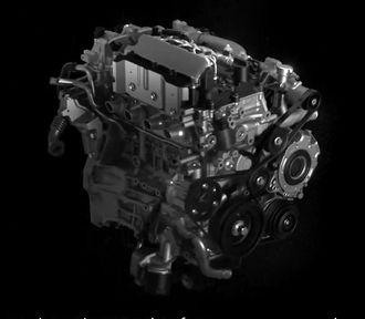 Mazda forventes å introdusere en bil med en såkalt HCCI-motor (Homogeneous Charge Compression Ignition). Det er en bensinmotor som fungerer etter det samme prinsippet som en dieselmotor, noe som innebærer at drivstoffet selvantenner under høyt trykk. Slik skal det være mulig å senke drivstofforbruket med 20-30 prosent.