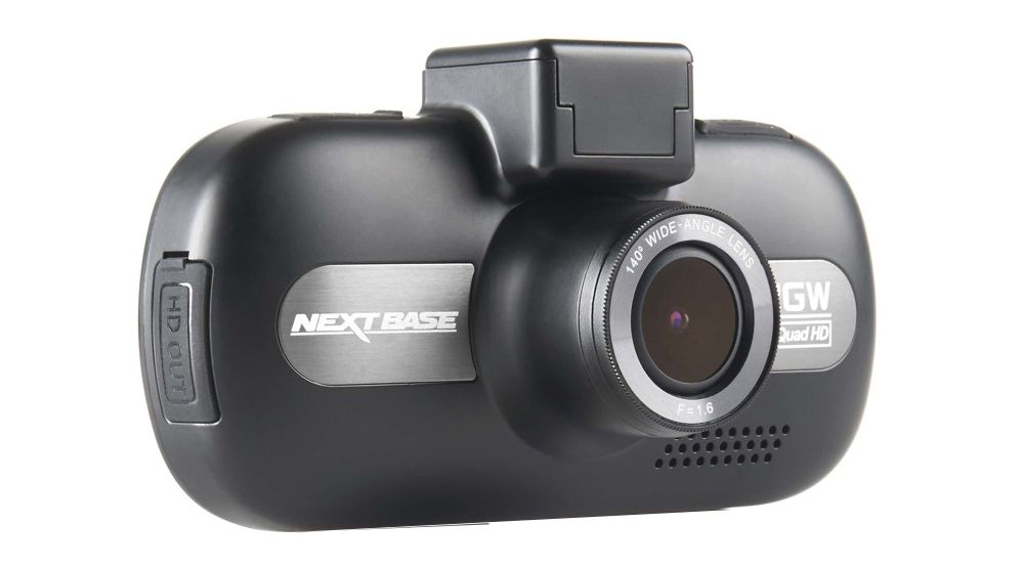 Dashboard-kamera: I dag kan du vinne den siste dashcam-modellen til NextBase (512GW).