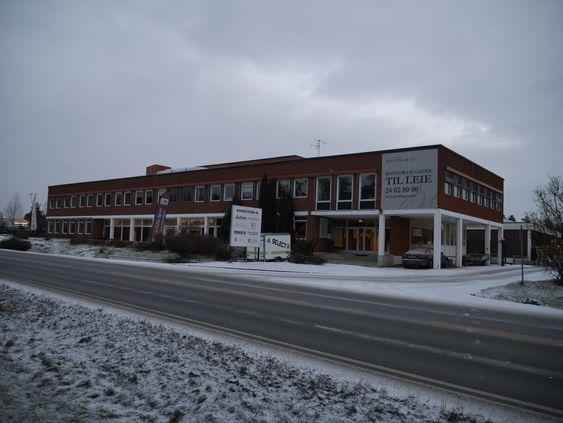 HER SELGES DET OGSÅ: Også Follo Sport i Remfabrikken på Sofiemyr er stedet for å få tak i fyrverkeri i år.
