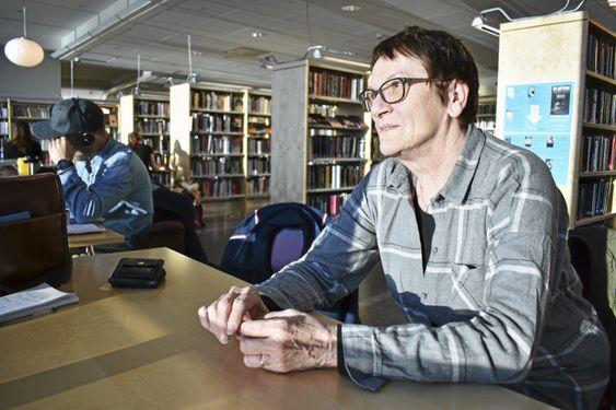 HJEMME PÅ KOLBEN: Jobben i Frivilligsentralen handlet mye om å bygge nettverk. Kolben har vært hennes hjem i mange år.