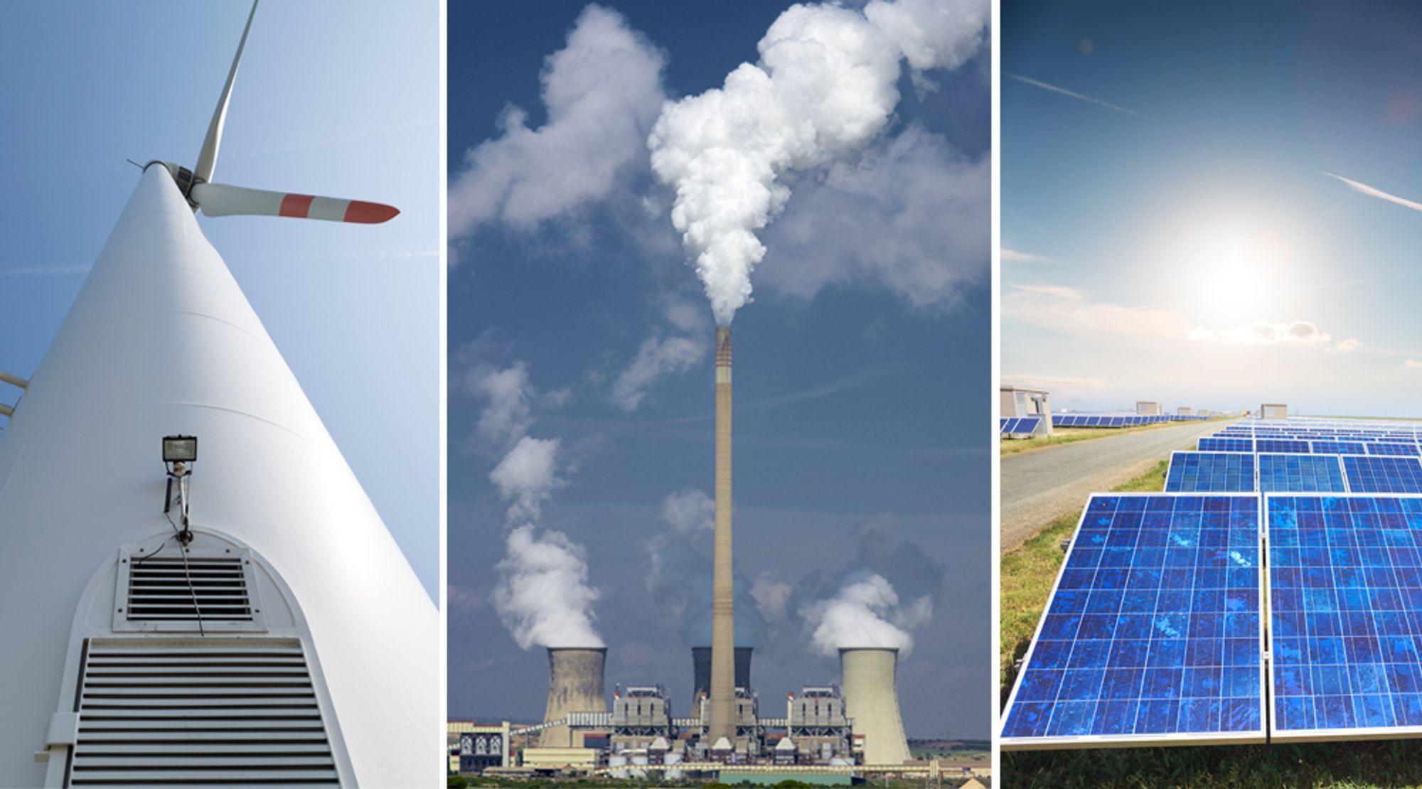 Det har skjedd usedvanlig mye i den europeiske energibransjen i 2017.
