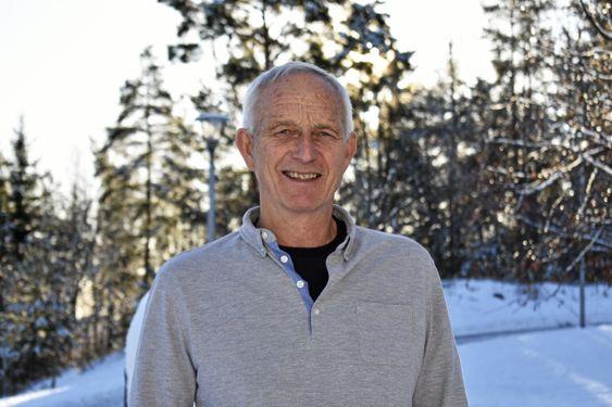 40 ÅRS ERFARING: Lærer Terje Sand.