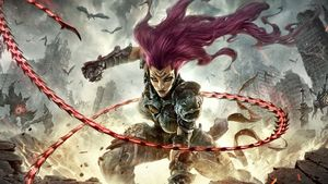 Darksiders III vises frem i ny video