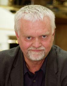 Journalist, professor og forfatter Rune Ottosen.
