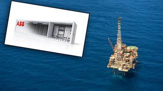 Ny ABB-teknologi kan skru av forurensende gassturbiner offshore