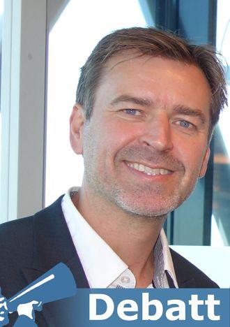 Hans-Henrik Merckoll, direktør i IBM Norge.