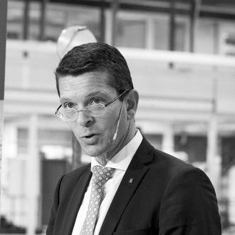 Konsernsjef i Kongsberg Gruppen, Geir Håøy.
