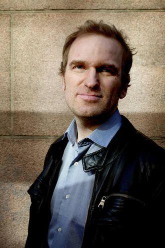 Erik Martiniussen, journalist og forfatter.