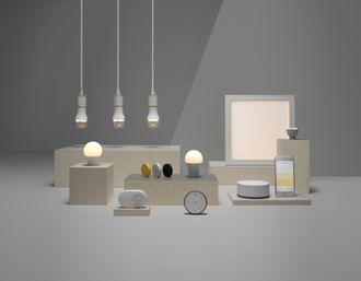 Ikea kom i år med sine egne smartbelysningspærer.