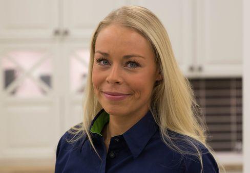 Madeleine Schøyen Bergly, kommunikasjonsansvarlig i Elkjøp Norge AS og Lefdal Elektromarked AS.
