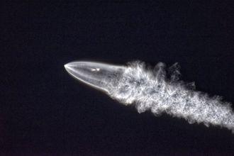 Ti kommunikasjonssatelitter ble distribuert fra raketten.