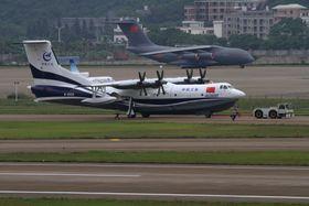 HAR BESTILT 17: Kinesiske myndigheter har bestilt 17 flymaskiner. Så langt har ingen andre nasjoner lagt inn bestilling.