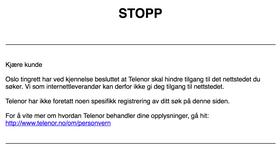 Oslo tingrett har bestemt at tilgangen til Pirate Bay skal blokkeres for norske internett-kunder. Det er imidlertid en smal sak å komme seg rundt blokkeringen.