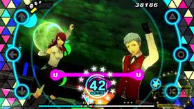 Slik ser dansingen ut i det kommende Persona 3: Dancing Moon Night.